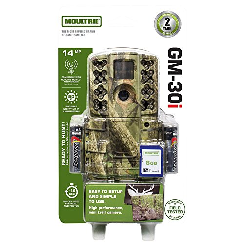 Moultrie A-30i 14 MP Infrared Game Trail Hunting Camera GM-30i by Moultrie