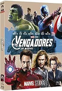 Los Vengadores - Edición Coleccionista [Blu-ray]: Amazon.es ...