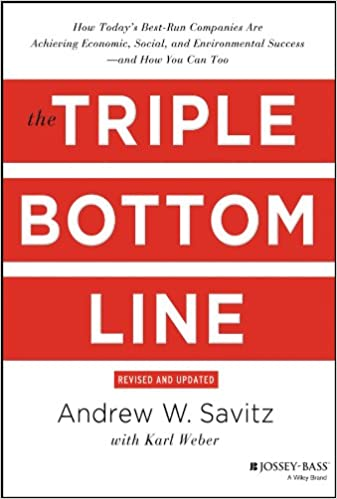 amazon the triple bottom line how today s best run companies are