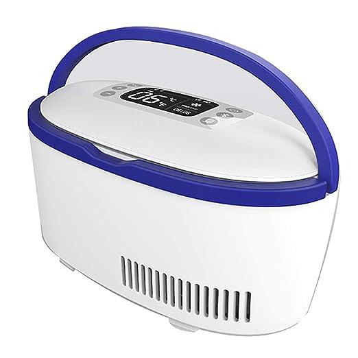 MNBX Refrigerador de insulina refrigerador de medicamentos Caja de ...