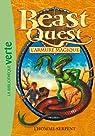 Beast Quest, tome 12 : L'homme-serpent par Blade