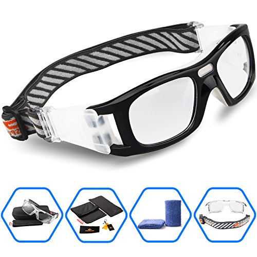 fa081023c51 Search results. ponosoon. Ponosoon Sports Goggles Glasses for Basketball  Football Volleyball ...