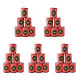 Generic 30pcs Soft EVA Bullet Target Dart Foam Toy Gun Shoot Dart for NERF N-Strike Blaster ( 6Pcs/Set, 5-Set )
