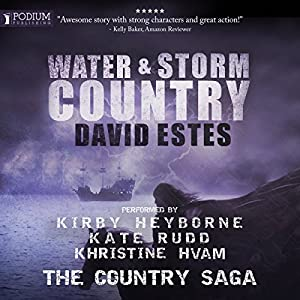 Water & Storm Country Audiobook