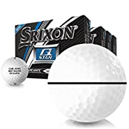 Srixon Q-Star AlignXL Personalized Golf Balls - Buy 3 DZ Get 1 DZ Free