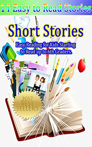 Kids Short Story Bundle: Great Compilation of 14 Silly Childrens Stories with Pictures (Perfect For Early (Children's Church Activities For Halloween)