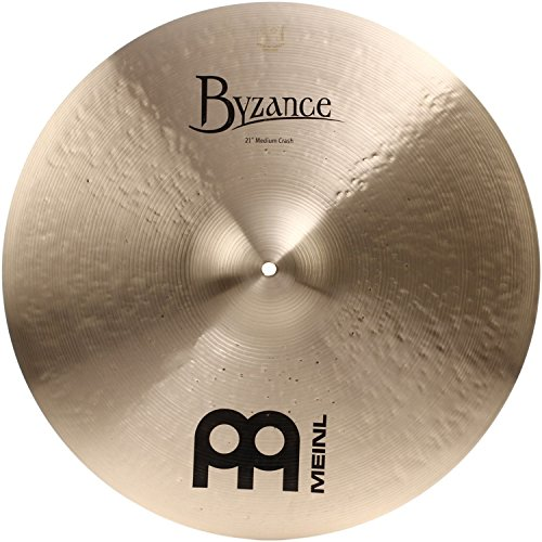 Meinl Cymbals B21MC Byzance 21-Inch Traditional Medium Crash Cymbal (VIDEO) ()