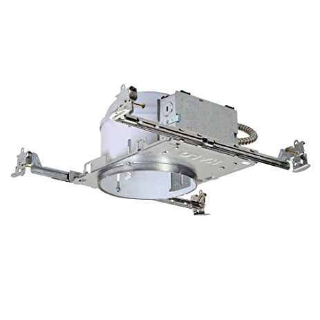 amazon com halo h27t 6 housing shallow ceiling non ic 120v line