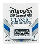 Wilkinson Sword Classic Double Edge Razor Blades - 100 Ct