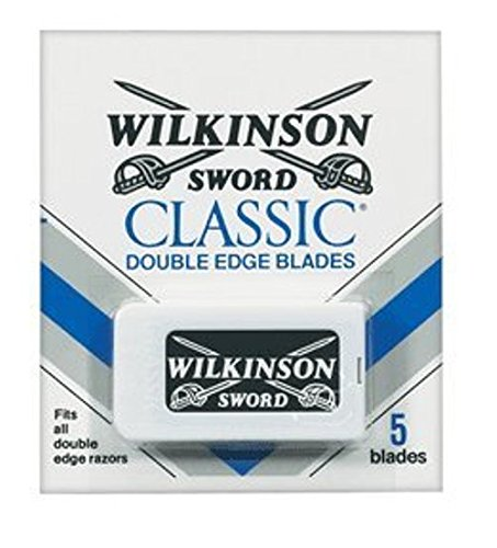 Check expert advices for wilkinson sword razor blades?