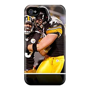 LauraAdamicska Iphone 6plus Shock Absorption Hard Cell-phone Case Unique Design HD Pittsburgh Steelers Skin [fWE6051gWDA]