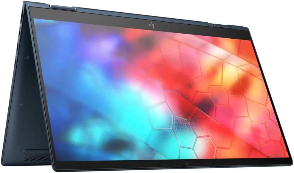 "HP Elite Dragonfly 13.3"" Touchscreen 2 in 1 Notebook, Intel Core i7-8665U, 16GB RAM, 256GB SSD, Windows 10 Pro (8UY77UT#ABA)"