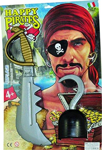 Giplam 48 x 33 x 10 cm Pirate Set (One -