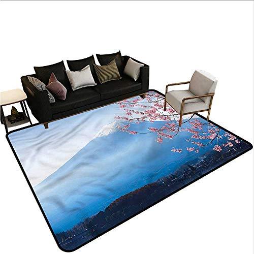 (Landscape,Floor mats for Kids 36