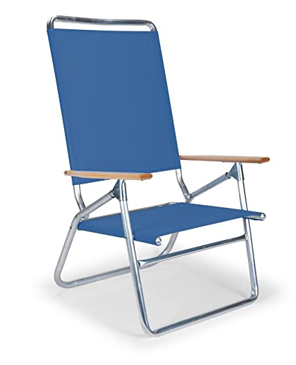 Delicieux Telescope Casual Light And Easy High Boy Folding Beach Arm Chair, Cobalt  (71135D01)