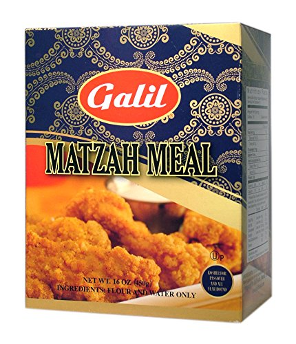 Galil Matzah Meal, 16 Ounce (Pack of 30) by Galil