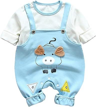 Infant Kids Baby Girls Boys Clothes Short Sleeve Tie Romper Jumpsuit Clothes