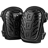 SODIAL 2Pcs Knee Pads for Work Garden Knee Pads Work Knee Protectors for Outdoor Garden Workers Builder