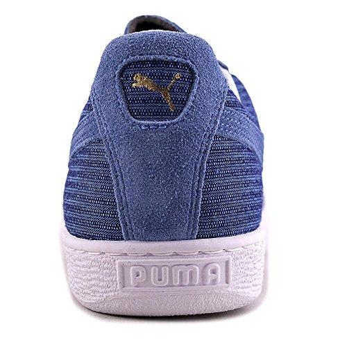 Puma States Indigo Woven MIJ Camoscio Scarpe ginnastica
