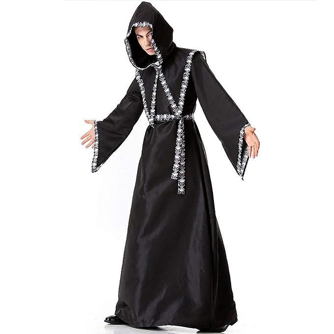 Ffshop Traje de Halloween Traje Adulto Masculino del Vampiro ...