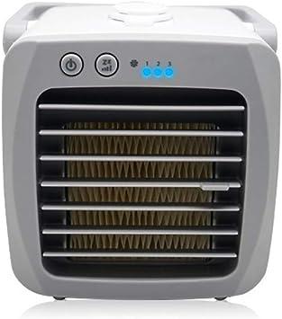 HDJC Ventilador para Auto, Mini Aire portátil refrigerador ...