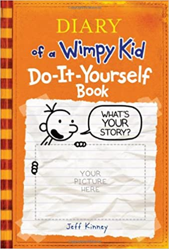 Diary of a wimpy kid do it yourself book jeff kinney 9780810979772 diary of a wimpy kid do it yourself book jeff kinney 9780810979772 books amazon solutioingenieria Image collections