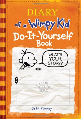 Diary of a wimpy kid do it yourself book amazon jeff diary of a wimpy kid do it yourself book amazon jeff kinney 9780810979772 books solutioingenieria