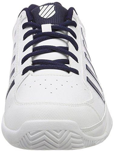 37 KS Chaussures Tennis HB de Swiss Light Blanc Tfw K White Express Performance Navy Homme EU w6Cq10E