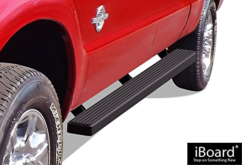 APS IB-F4011B Matte Black iBoard Bolt Over for select Ford F-250 Super Duty Models