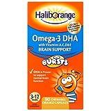Haliborange Orange Omega-3 Fish Oil 90 Capsules