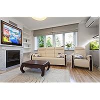 42 x 24 inch Full Vanishing TV/Mirror with 43 HDTV TV