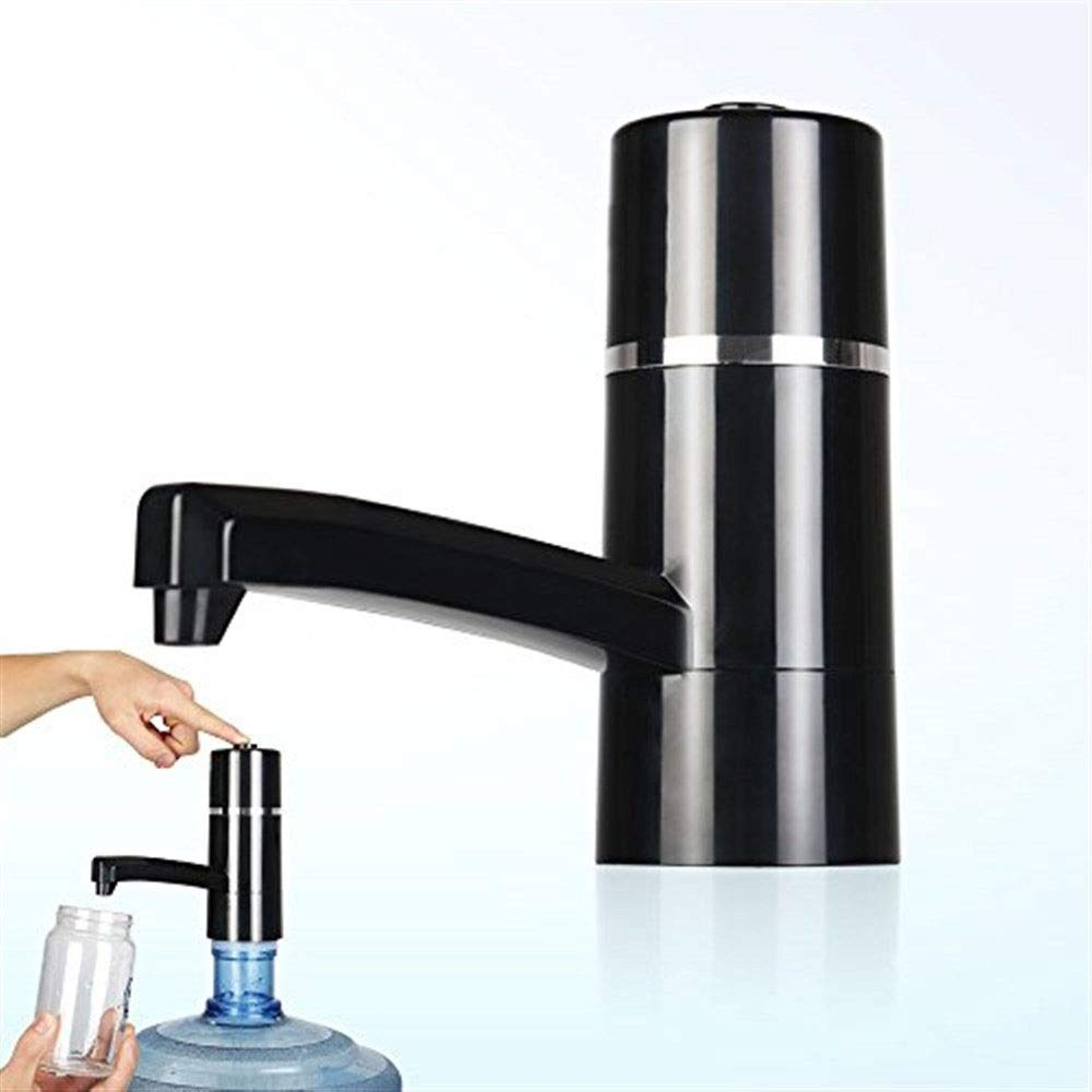 Darshion Automatic Electric Water Pump Dispenser, Portable Water Drinking Button Pump Dispenser