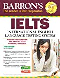 Image of Barron's IELTS with MP3 CD, 4th Edition