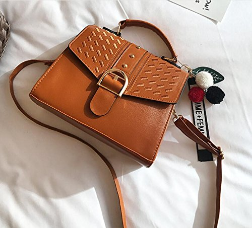 Moda Simple Paquete Nuevo Xiekua Bolso Impermeable Bolso Bolso Meaeo qwFpx740p