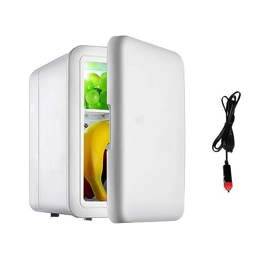 poetryer - Mini frigorífico eléctrico, 4 litros, Mini Nevera con ...