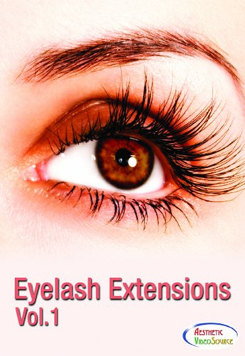Eyelash Extensions Vol. 1 - Best Eyelash Extensions Training - Learn How To Apply Eyelash Extensions - Lash Training Includes How To Apply Synthetic and Mink Individual Lashes. 2 hours and 59 minutes of Training from a Professional Makeup Artist.