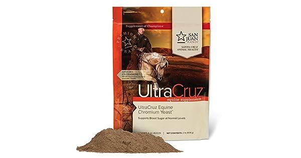 Amazon.com: ultracruz caballo cromo Levadura Suplemento, 2 ...