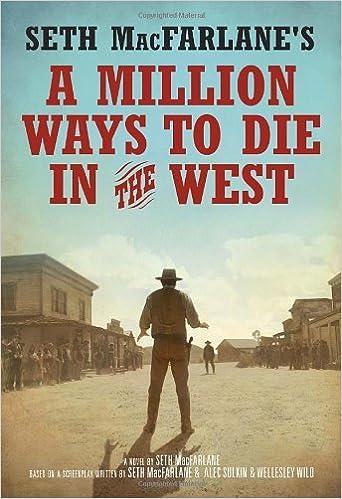 Book to the west million a die in ways