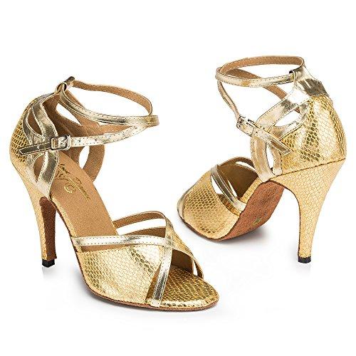 Tango Mujer Salsa Baile T Latino para De Zapatos wnIpqYY