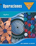 Britannica las Matematicas en Contexto Algebra: Operaciones, RINEHART AND WINSTON HOLT, 0030930499