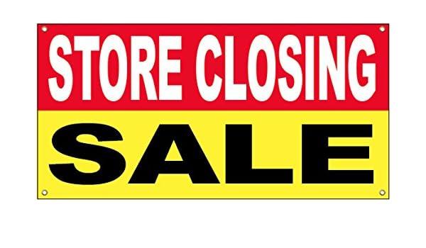 6 15 3 rb 4 2 12 8 10 20/' GRAND OPENING Vinyl Banner Store Open Sign