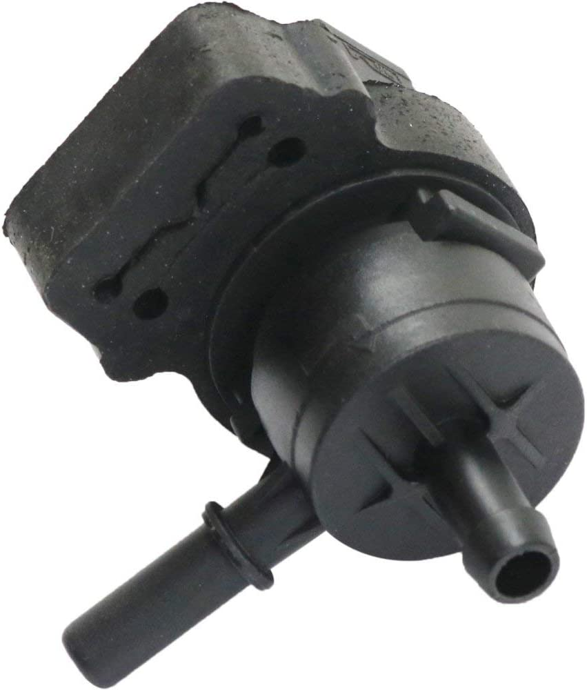 Vapor Canister Purge Solenoid compatible with Mercedes Benz E-Class 10-11 2 Male Blade-Type Terminals