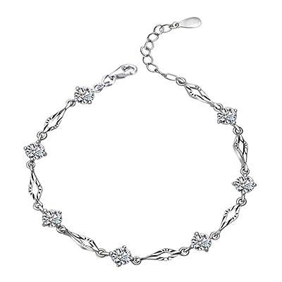 Gespout Bracelets Femme Bijoux Alliages Simple Cadeau d'anniversaire Réglable Bijoux romantique Bracelet Cadeau de l'amour