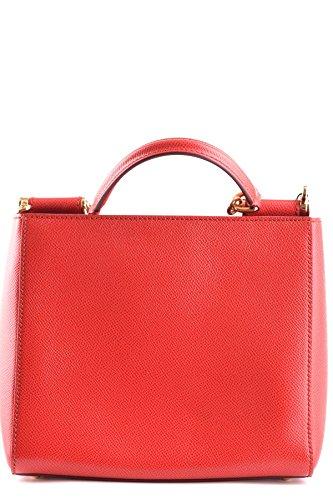 Rojo Mujer Mano Mcbi099380o Cuero De Dolce Gabbana amp; Bolso xqwfnHvIz