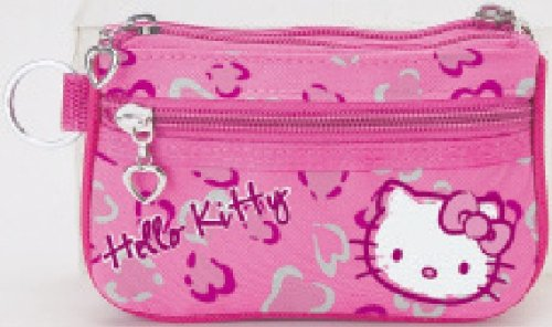 Hello Kitty Pink Leopard - Coin Purse