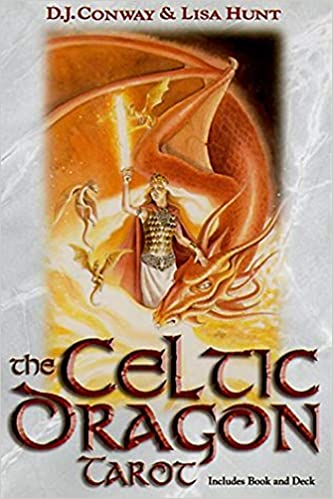 A guide to the Celtic Dragon Tarot by D.J. Conway & Lisa Hunt