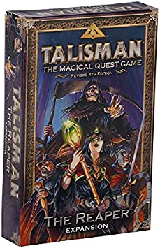Games Workshop gaw89002 No Talisman: The Reaper Expansion, Juego ...