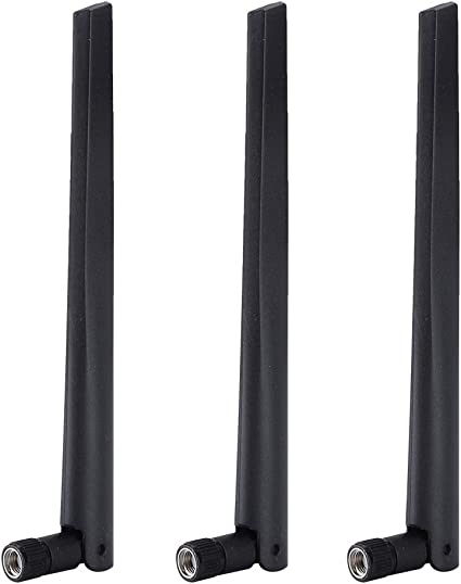 5dbi 2.4G//5G frequence  Dual WiFi Router Antenna SMA male Wireless Network