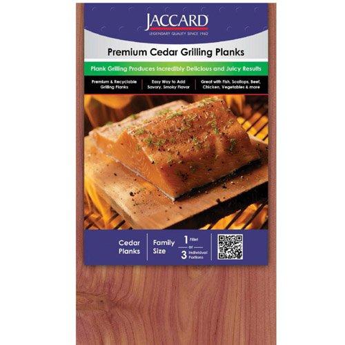 Premium Shrink Wrap Large Cedar Grilling Planks