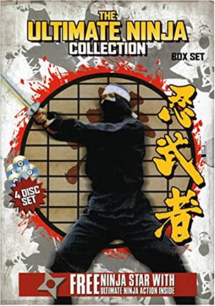 Amazon.com: Ultimate Ninja Collection, Vol. 1: Artist Not ...